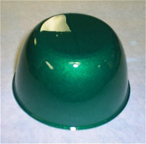 grün metallic lack